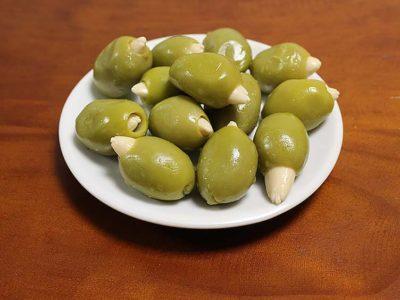 olive-almond
