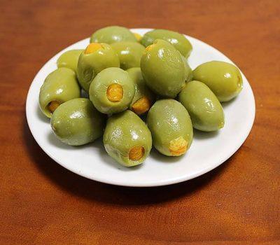 olive-orange
